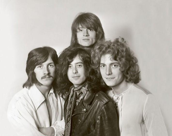 Grup band rock Led Zeppelin