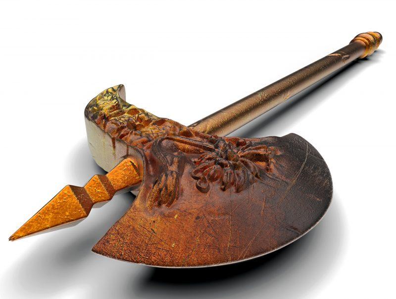 Senjata tradisional khas Bali kandik