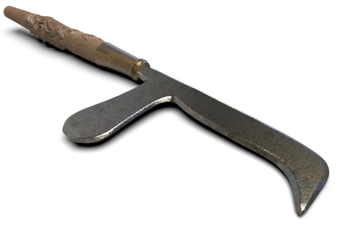 senjata adat bali