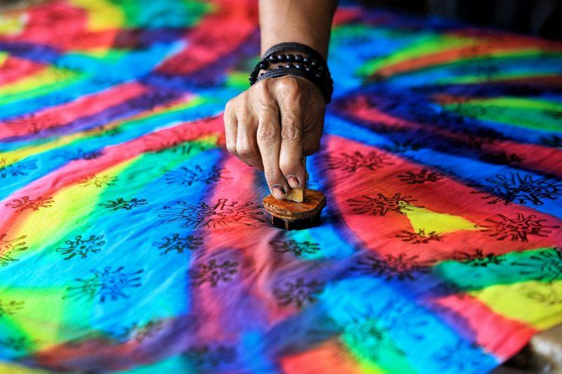 Jenis-jenis seni batik