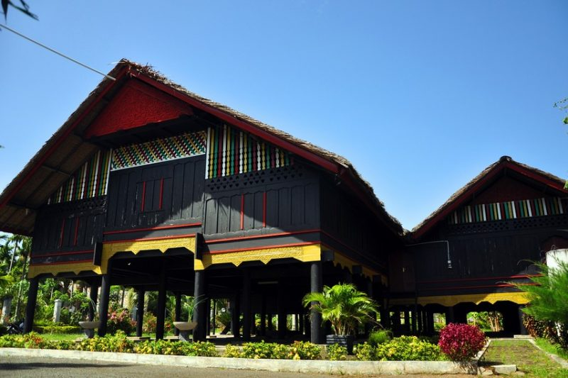 Rumoh aceh (krong bade)