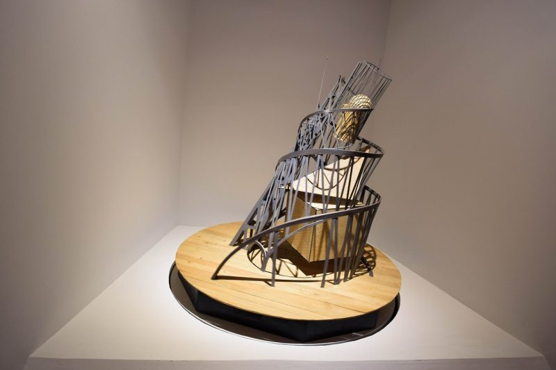 Sejarah seni instalasi