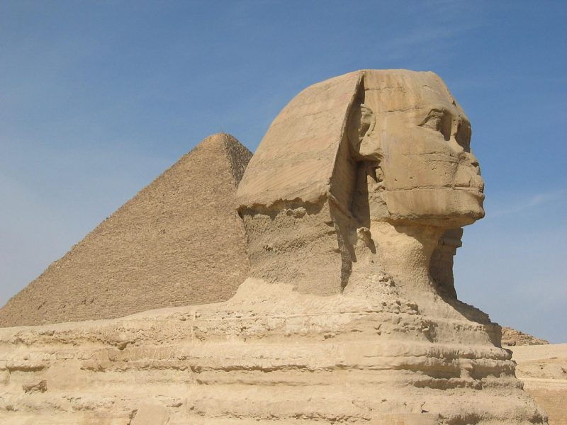 Patung Sphinx
