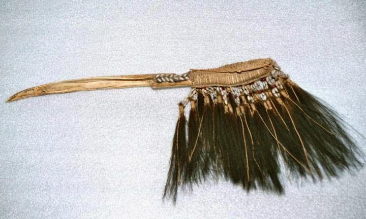 Senjata tradisional - Pisau Belati