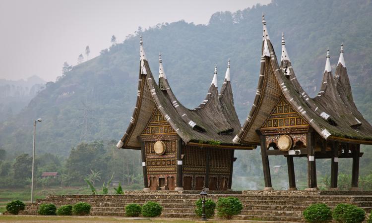 Rumah Gojong Sumatera Barat