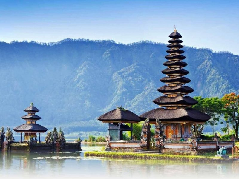 Filosofis rumah adat suku Bali