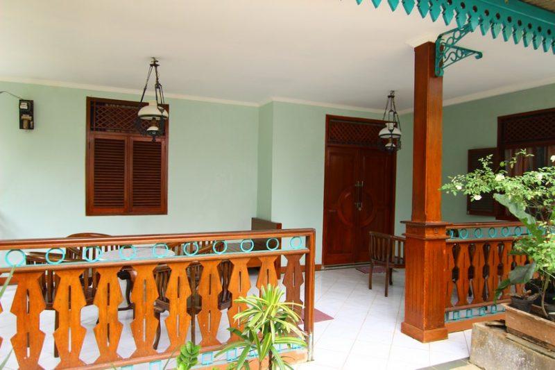 Rumah resmi suku Betawi