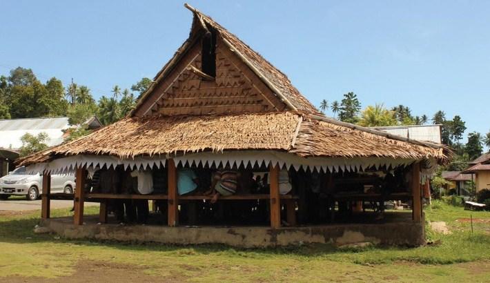 Rumah adat provinsi Maluku