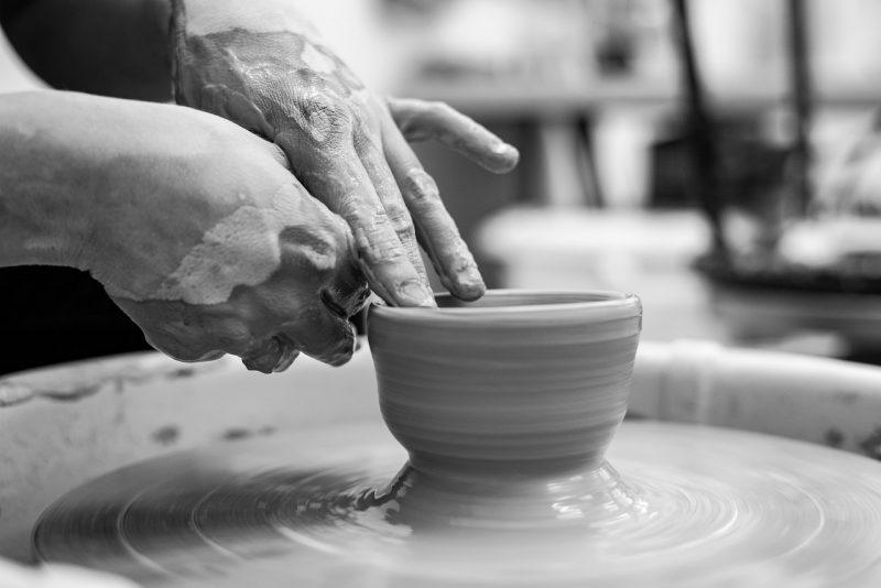 Tahap pembuatan keramik