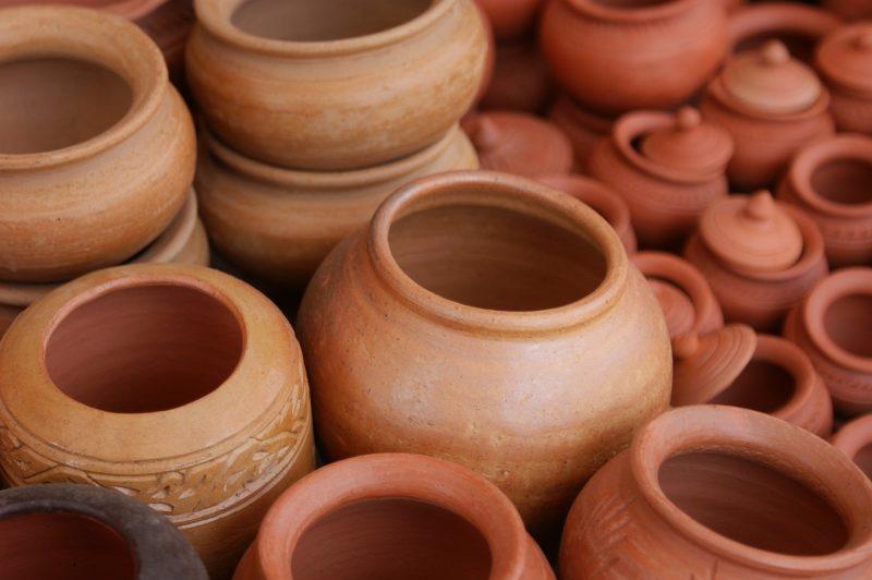 Perkembangan seni keramik